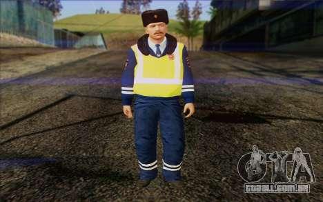 DPS Pele 3 para GTA San Andreas