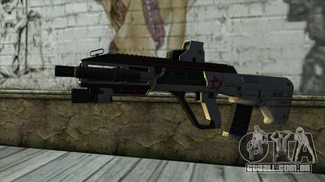 AUG A3 from PointBlank v2 para GTA San Andreas