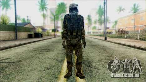 Soldados da equipe Fantasma 2 para GTA San Andreas