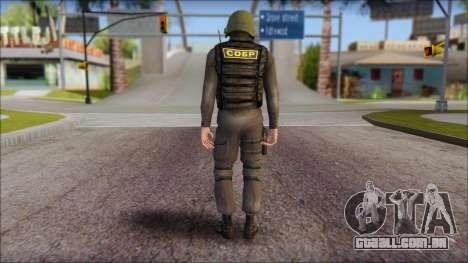 Australian Soldier para GTA San Andreas segunda tela