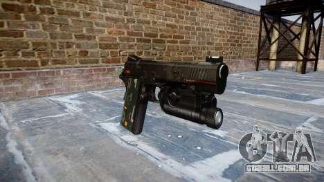 Arma Kimber 1911 CE Digital para GTA 4