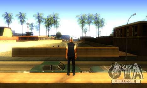 Punk v2 para GTA San Andreas terceira tela