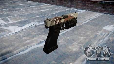 Pistola Glock de 20 choco para GTA 4 segundo screenshot