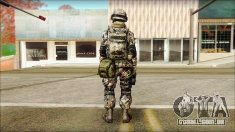 MP from PLA v2 para GTA San Andreas segunda tela