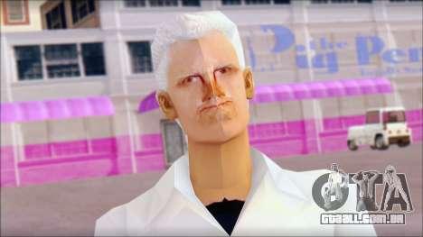 Doc with Radiation Protection Suit para GTA San Andreas terceira tela