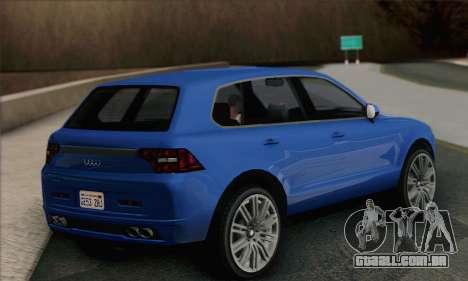 Obey Rocoto 1.0 (HQLM) para GTA San Andreas esquerda vista