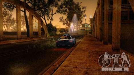ENB Brandals v3 para GTA San Andreas quinto tela