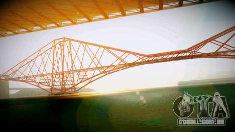 ENB series by Anonim para GTA San Andreas quinto tela