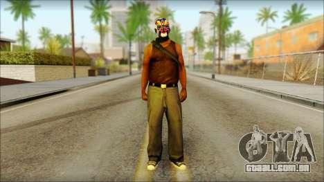 Rob v2 para GTA San Andreas