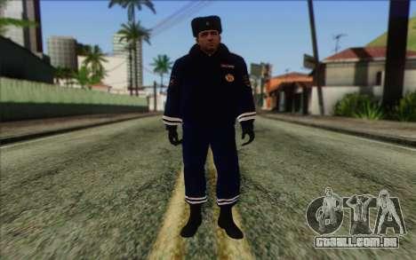 DPS Pele 2 para GTA San Andreas
