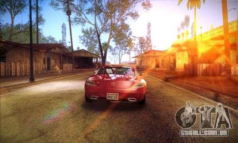 ENB Brandals v3 para GTA San Andreas terceira tela