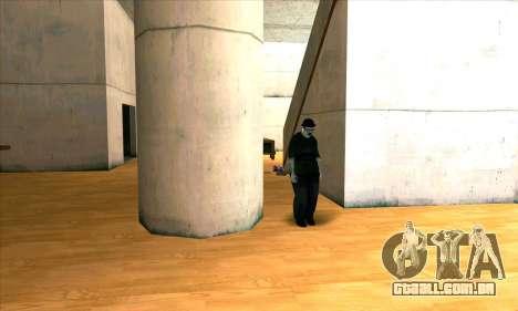 O Fantasma Do Big Smoke para GTA San Andreas terceira tela