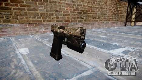 Pistola Glock de 20 viper para GTA 4