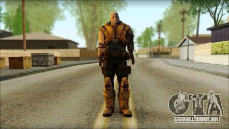Deadpool The Game Cable para GTA San Andreas