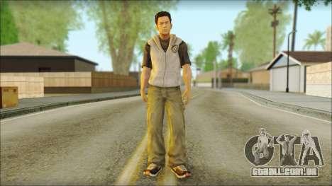Iceman Street v2 para GTA San Andreas