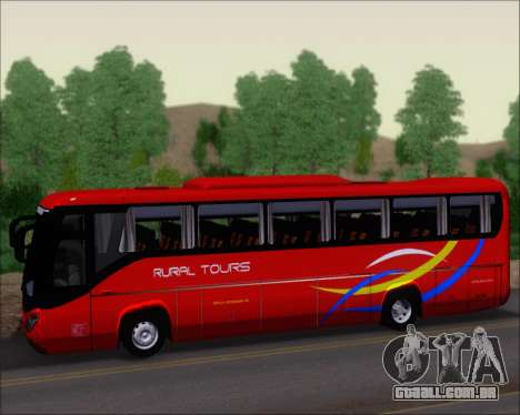 Yanson Viking 4th Generation Rural Tours 10010 para GTA San Andreas vista inferior