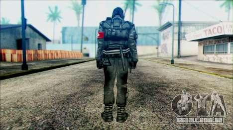 Manhunt Ped 1 para GTA San Andreas segunda tela