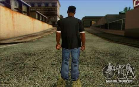 N.W.A Skin 4 para GTA San Andreas segunda tela