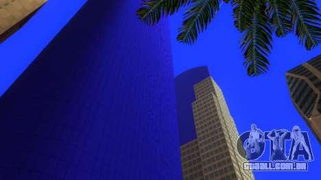 HD textura quatro arranha-céus de Los Santos para GTA San Andreas por diante tela