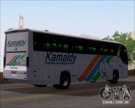 Comil Campione 3.45 Scania K420 Kamaldy para GTA San Andreas traseira esquerda vista