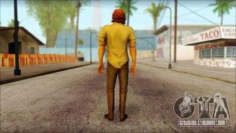 Bigdy Wolf para GTA San Andreas segunda tela