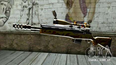 Sniper Rifle para GTA San Andreas