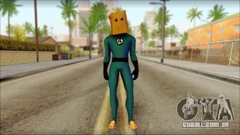Spiderman para GTA San Andreas