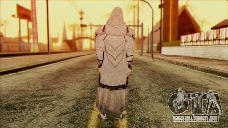 Old Altair from Assassins Creed para GTA San Andreas segunda tela