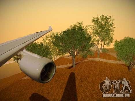 Airbus A330-200 Jetstar Airways para o motor de GTA San Andreas