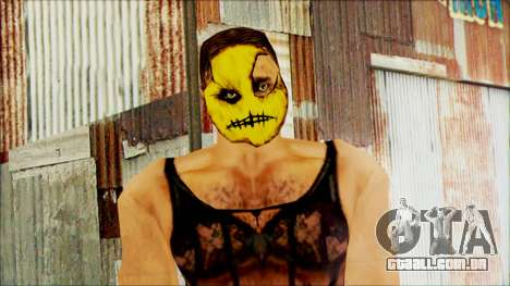 Manhunt Ped 14 para GTA San Andreas terceira tela