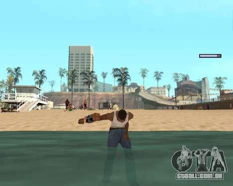 Para airborne! para GTA San Andreas quinto tela