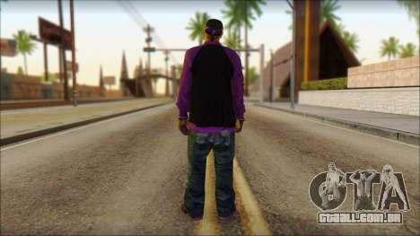 Plen Park Prims Skin 1 para GTA San Andreas segunda tela