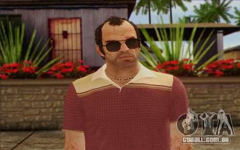 Trevor Phillips Skin v6 para GTA San Andreas terceira tela