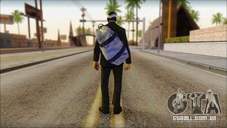 Rob v1 para GTA San Andreas segunda tela