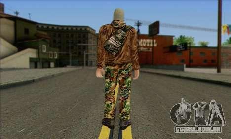 Arctic Avenger (Tactical Intervention) v3 para GTA San Andreas segunda tela