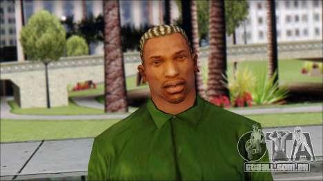 New CJ v1 para GTA San Andreas terceira tela