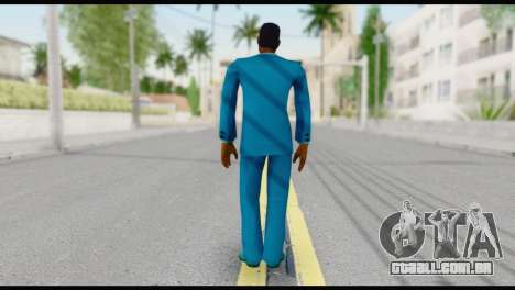 Lance Suit Shades para GTA San Andreas segunda tela