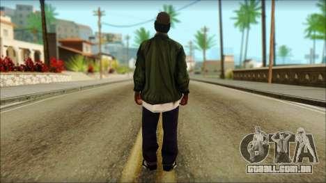Eazy-E Green v2 para GTA San Andreas segunda tela