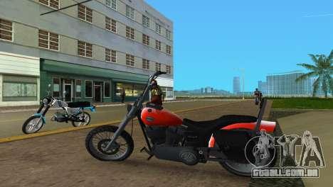 WMC Angel para GTA Vice City vista traseira