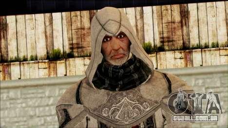 Old Altair from Assassins Creed para GTA San Andreas terceira tela