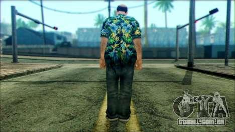 Manhunt Ped 6 para GTA San Andreas segunda tela