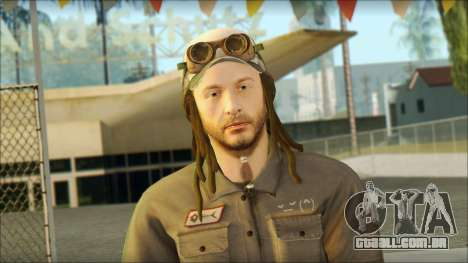 Watch Dods T-Bone para GTA San Andreas terceira tela