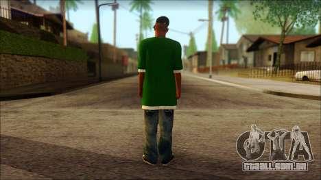 Sweet v2 para GTA San Andreas segunda tela