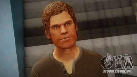 Dexter para GTA San Andreas terceira tela