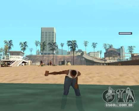 Para airborne! para GTA San Andreas sexta tela