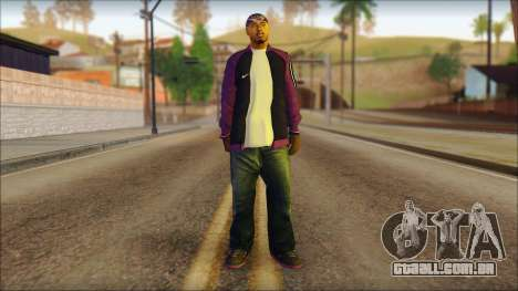 Plen Park Prims Skin 1 para GTA San Andreas