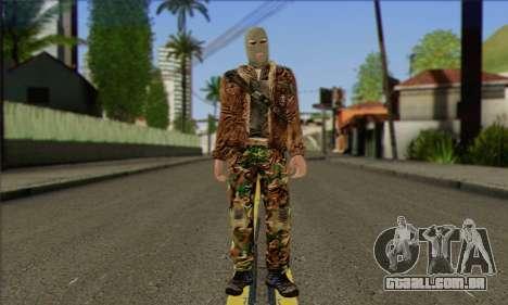 Arctic Avenger (Tactical Intervention) v3 para GTA San Andreas