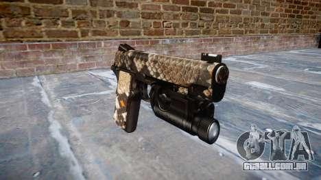 Arma Kimber 1911 Viper para GTA 4