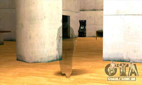 O Fantasma Do Big Smoke para GTA San Andreas