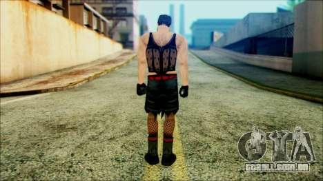 Manhunt Ped 14 para GTA San Andreas segunda tela